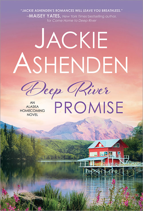 Deep River Promise Cover