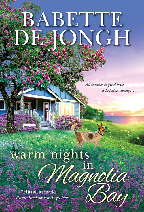 Warm Nights in Magnolia Bay Cover