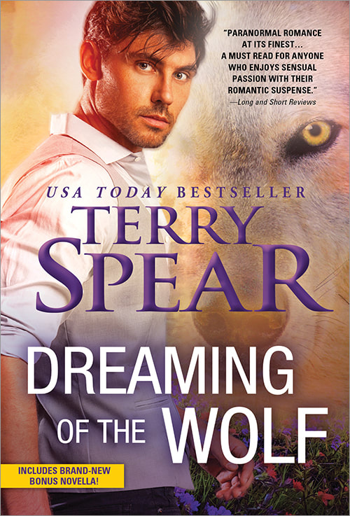 Dreaming of the Wolf Cover