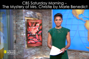 CBS Saturday Morning – The Mystery of Mrs. Christie