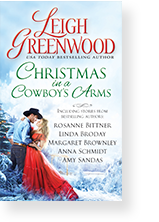 Christmas in a Cowboy's Arms Cover