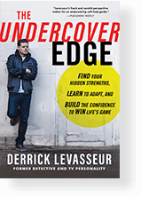 The Undercover Edge Cover