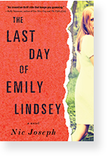 The Last Day of Emily Lindsey by Nic Joseph