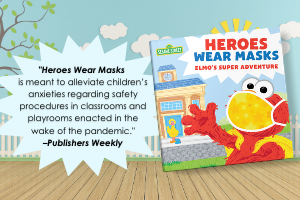 Publishers Weekly – Heroes Wear Masks