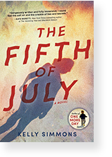 The Fifth of July by Kelly Simmons