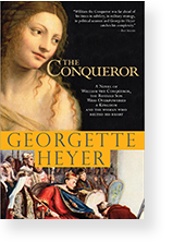 The Conquerer by Georgette Heyer